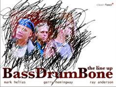 The Line Up BassDrumBone